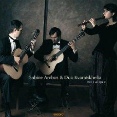 Kammermusik von Vivaldi, Tsintsadze, Llompart und Johann Sebastian Bach
